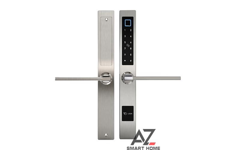 khóa cửa thông minh nhôm xinfa azt-02